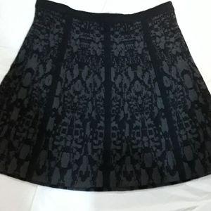 Spence knit skirt